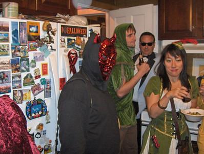 Shari's Halloween Party '12