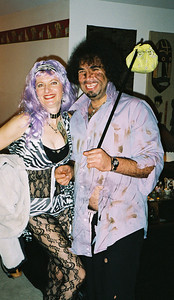 20031101 Team Zebra's Costume Party