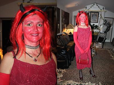 Sexiest Winner... Devilish Woman in Red