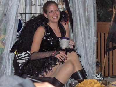 Zebra's Masquerade 2010 by Dennis Stickley 19