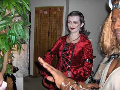 Zebra's Masquerade 2010 by Dennis Stickley 8