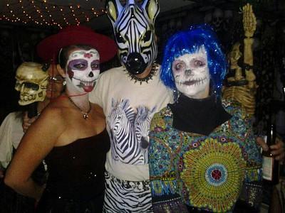 2012 Team Zebra's Masquerade VII (Zebra-lot)