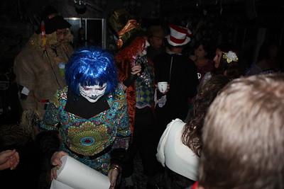 Team Zebra's Masquerade VII