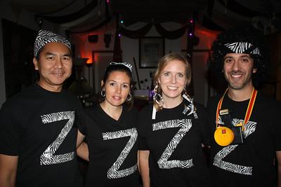 Quasi-Team Zebra