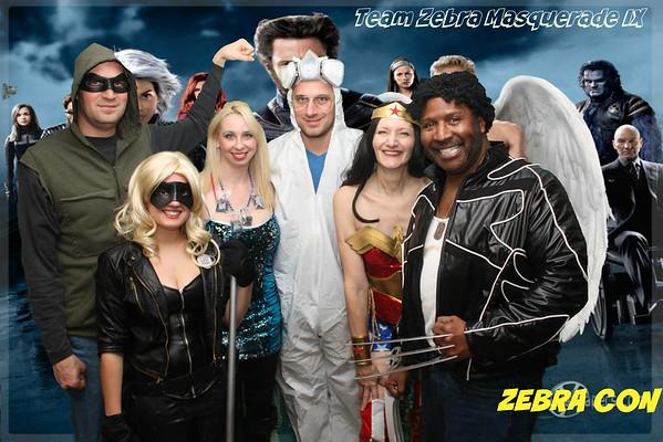 Team Zebra's