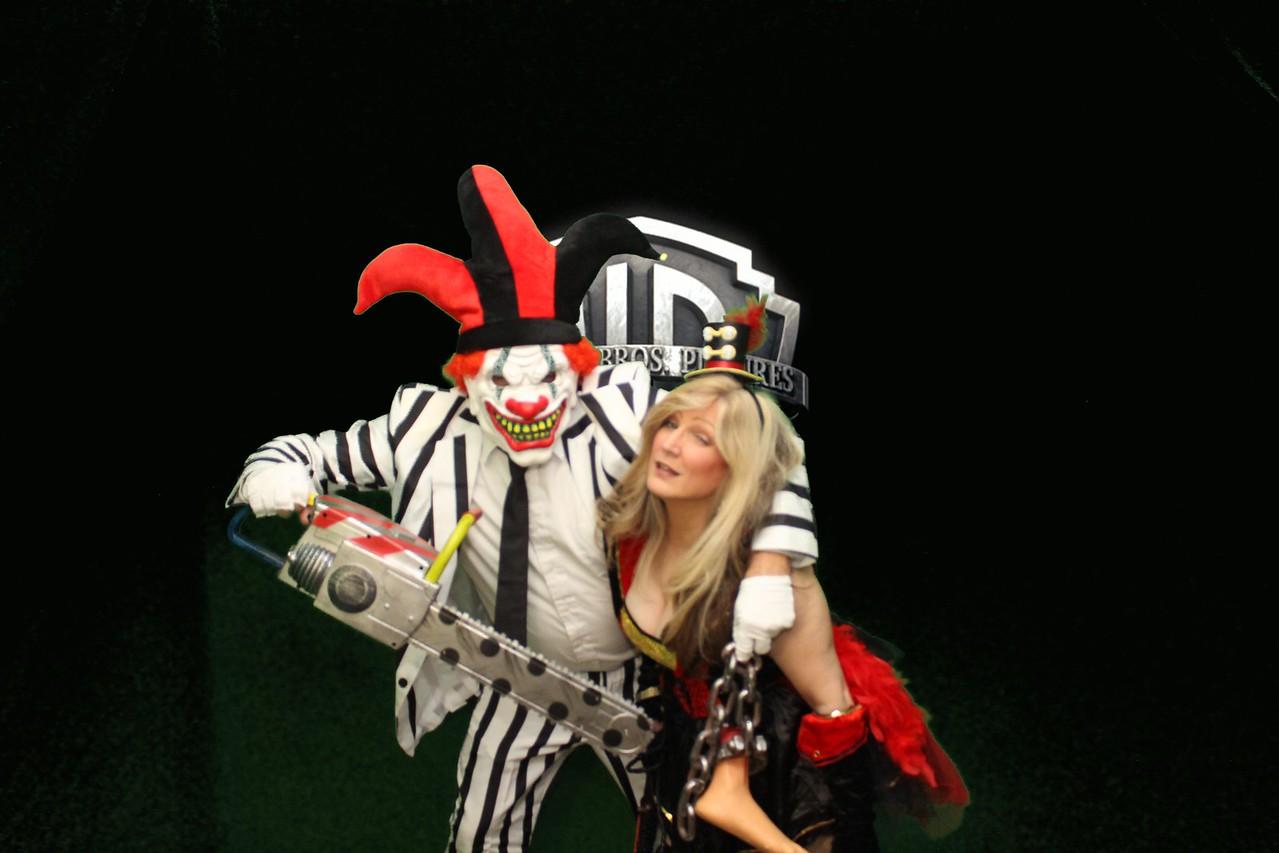 20171105 Team Zebra Masquerade XII...Winter is Here.