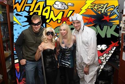 20141115 Team Zebra Masquerade IX: ZEBRA CON
