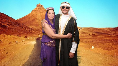 Sultan and Sultana