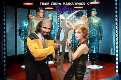 20151107 Team Zebra Masquerade X: ZyFy / Fanta-Z