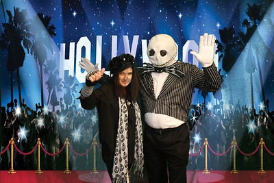 20161105 Team Zebra Masquerade XI...Night at the Movies!