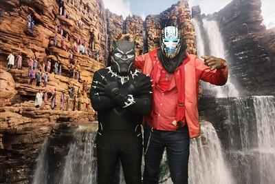 20181103 Team Zebra Masquerade XIII