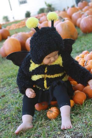 Emila & Elise Halloween 2012