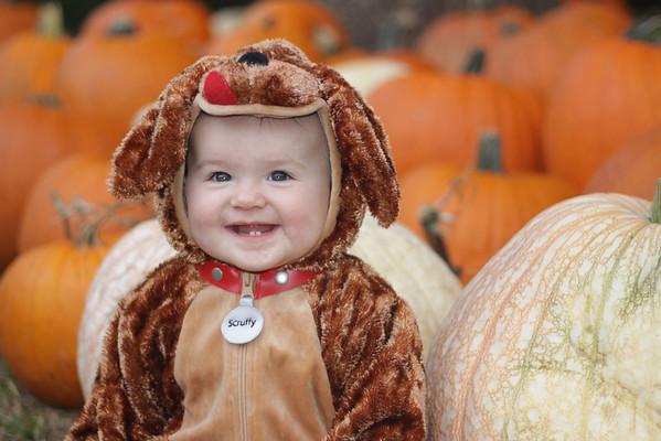 Emila's Halloween Pics