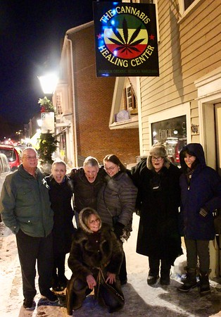 17.12.31 New Year's Eve in Hallowell