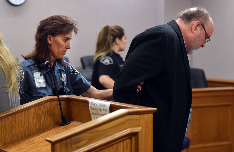 David and Vanessa Hall Sentencing