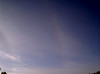 22° halo, 46° halo and sundog.