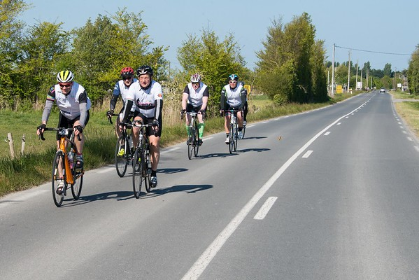 Riders in France