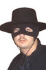 The Fox, so cunning and free . . . Zorro