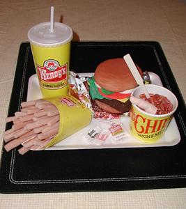 Fast food?