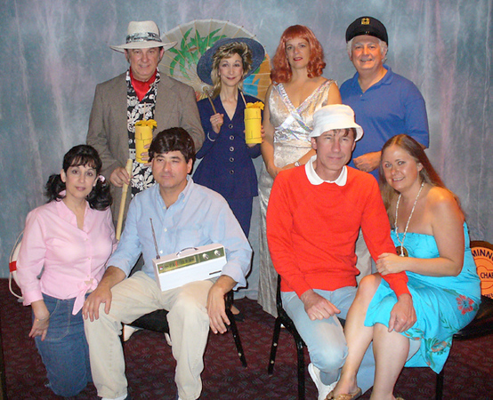 The Castaways Cast