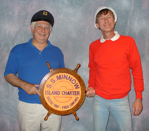 The Skipper and Gilligan