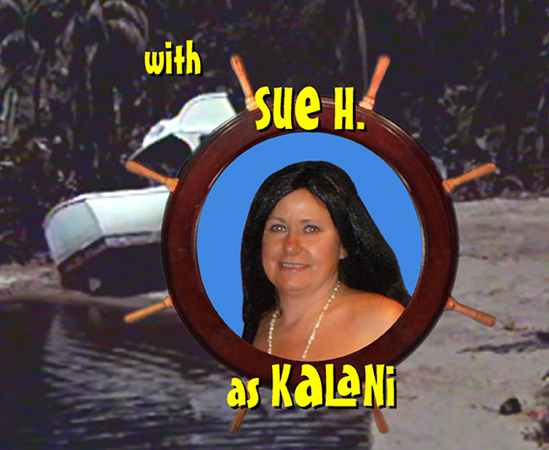 With Guest Character Kalani (Sue H.)