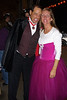 The Count (Ron) and his Victim (Judy)