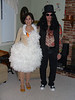 "Bjork (Sue) and ""Slash"" (Don)"