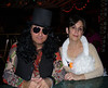 """Slash"" (Don) and Bjork (Sue)"