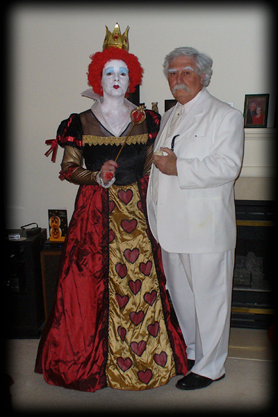 The Queen and Mr. Twain