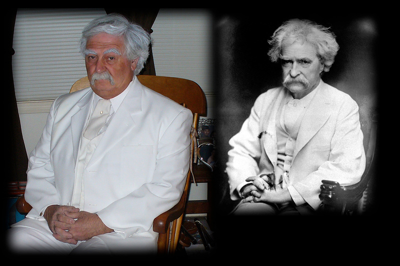 Mark Twain, humorist