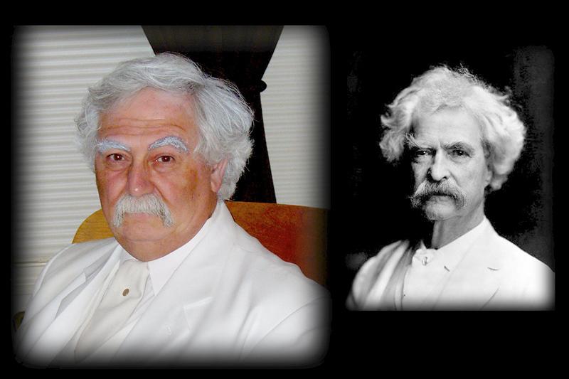"Samuel L. ""Mark Twain"" Clemens (Dave)"