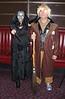 Bellatrix Lestrange and Mad Eye Moody (Sue & Don)