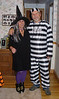 Lori and Dave F. as a Witch and her Prisoner