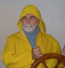"Dave as Ebenezer ""Eb"" Gorton, Fisherman"