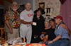 "Mom (Norma) and her crazy ""Kids:"" Dave, Rich, Jan, Mike, and Lori"