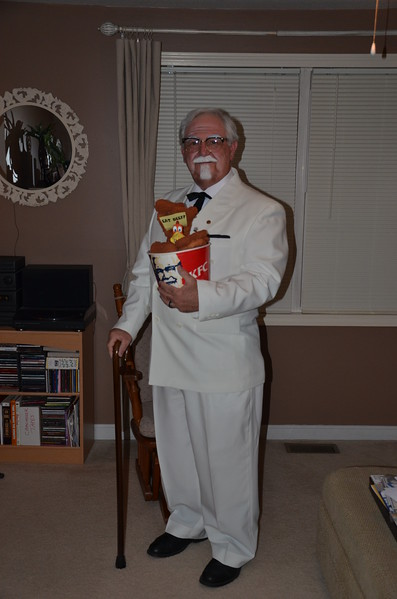 Colonel Sanders (Dave)