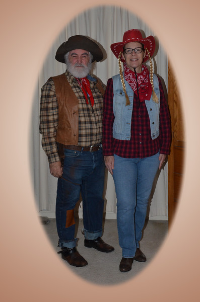 Rabi Haze and Wrangler Judi