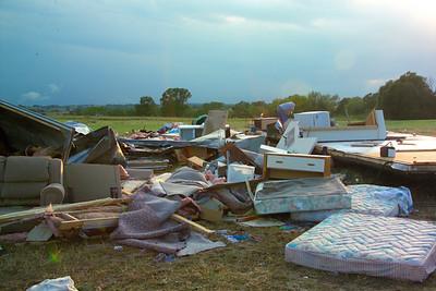 2005/09/15 - Storm Damage Tolar, Tx