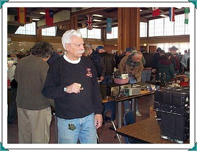 Flea Market 2001