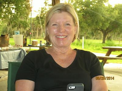 Susan, XYL of Ed, K8DSS