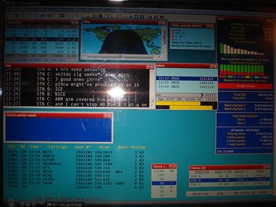 J7A Final - 5293 Qsos - 20.6 Meg