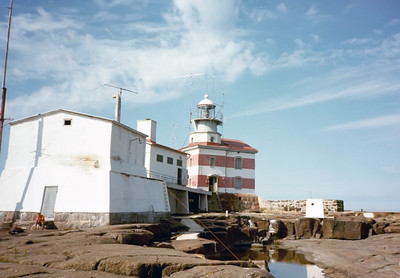 MARKET REEF LIGHTHOUSE