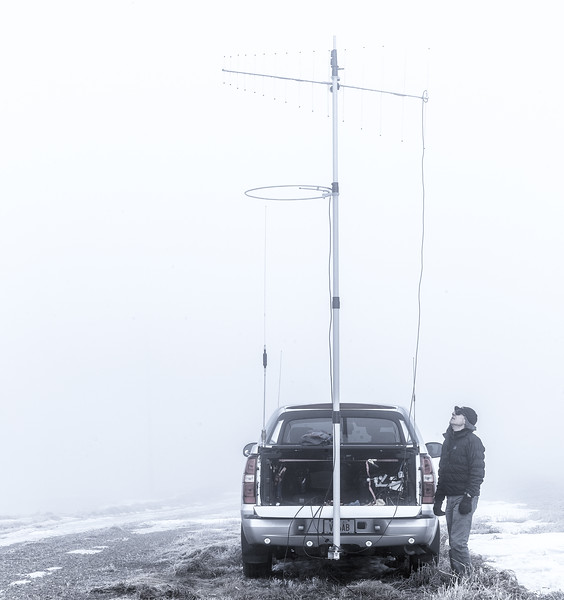 VHF Winter Contest - Lessons Learnt
