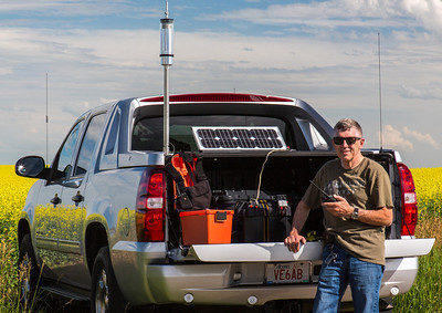 VE6AB - Mobile ham Radio Specialist