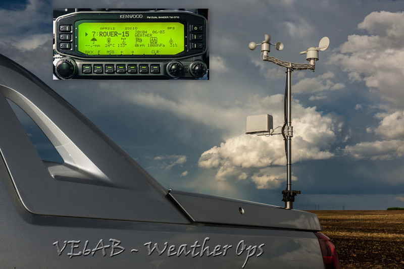 VE6AB-8 Weather Ops