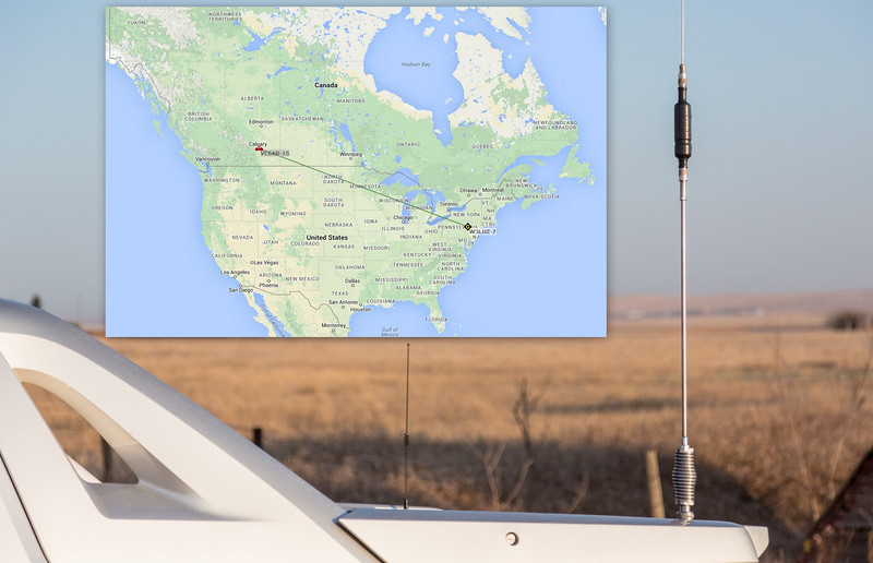 HF APRS Keeps You Connected