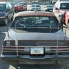 K0CU car with lots of antennas. 12.02.2001