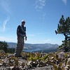 "Standing on W6/NS-156 (Lacey Benchmark) with the camera looking southwest. Fordyce Lake is in the background. The summit on the skyline behind the lake is Signal Peak (W6/NS-179, see <a href=""http://www.grizzlyguy.com/HamRadio/SOTA-Activation-842012-Signal"">my activation album for it</a>) and the one to the right of it is Old Man Mountain (W6/NS-184). The Pacific Crest Trail passes by about 75 yards from where I'm standing. More detailed maps and directions for Lacey Benchmark are available in <a href=""http://www.grizzlyguy.com/HamRadio/SOTA-LaceyBM-W6NS156-2013"">this album from a later activation</a>."
