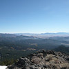 The Sierra Valley is in the distance to the southeast.